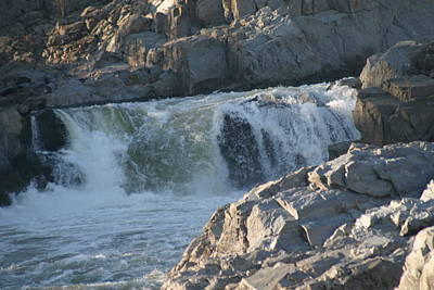 Rocks Photograph - Great Falls Va - 121232 by DC Photographer