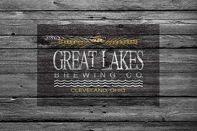 Handcrafted Photograph - Great Lakes Brewing by Joe Hamilton