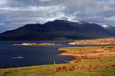 Angling Photograph - Great Lakes Of Ireland by Aidan Moran