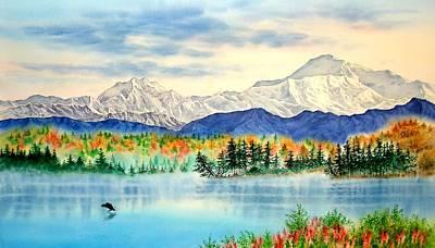 Great View Print by John YATO