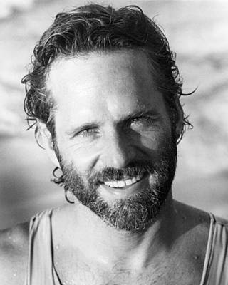 Gregory Harrison Photograph - Gregory Harrison by Silver Screen