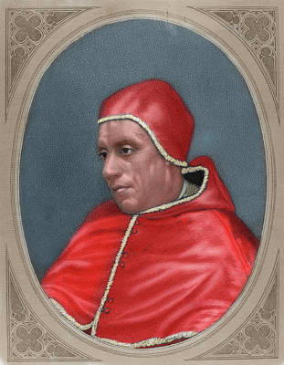Gregory Xii, Named Angelo Correr Or Print by Prisma Archivo