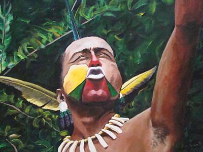 Grito De Guerra Original by Migdalia Bahamundi