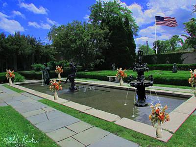 World War I I  Memorial  Original by Michael Rucker