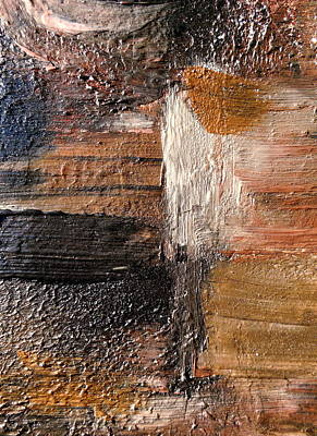 Mosaic Mixed Media - Grounded by Holly Anderson