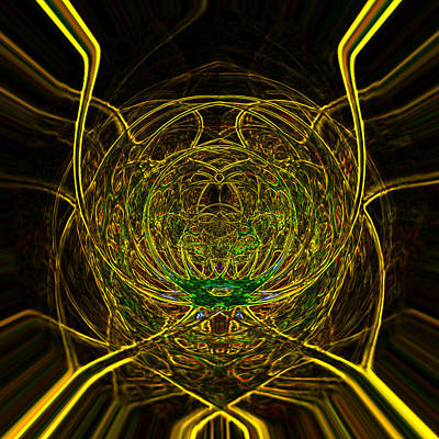 Universe Digital Art - Grow by Twilight Vision