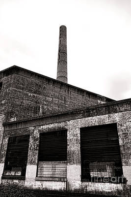 Bucks County Photograph - Grungy Grundy by Olivier Le Queinec