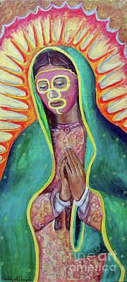 Guadalucha Original by Nancy Almazan