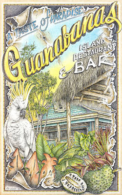 Guanabana Groove Original by Mike Williams