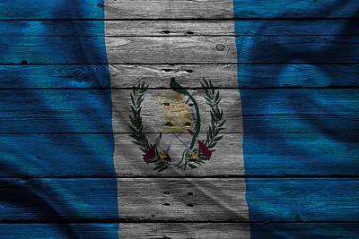 Guatemala Print by Joe Hamilton