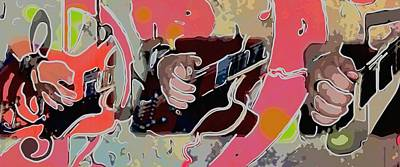 Guitar Rock Star Original by Toppart Sweden