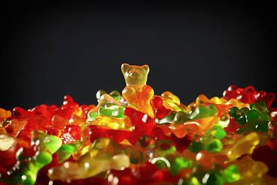 Gummi Bears Print by Mountain Dreams