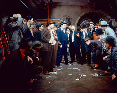 Guys And Dolls Photograph - Guys And Dolls  by Silver Screen