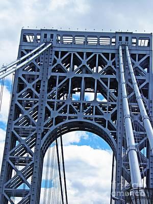 Gw Bridge Original by Sarah Loft