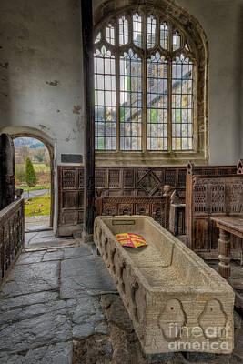 Gwydir Chapel Print by Adrian Evans