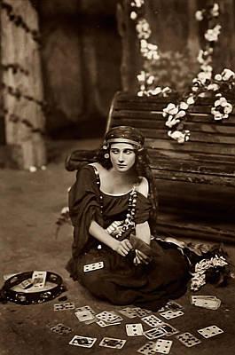 Gypsy Print by Unknown
