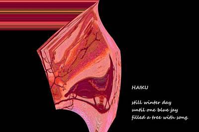 Haiku Print by Jeff Swan