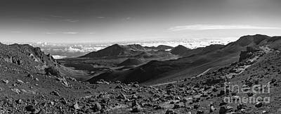 Haleakala Summit Print by Jamie Pham