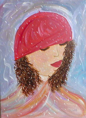 Inclement Painting - Haley by Sara Credito