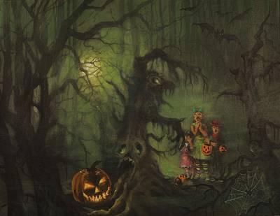 Halloween Shortcut Original by Tom Shropshire