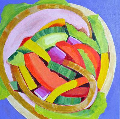 Ham Wrap Sandwich Original by Toni Silber-Delerive