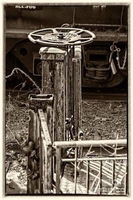 Handbrake Print by Jay Ressler