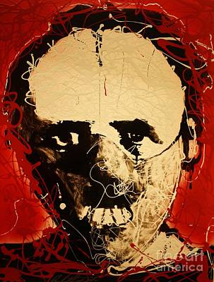 Hannibal Lecter Print by Michael Kulick