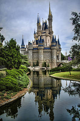 Magic Kingdom Photograph - Happily Ever After by Heather Applegate