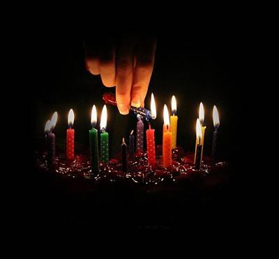 Happy Birthday To You Original by Elizabeth Sullivan
