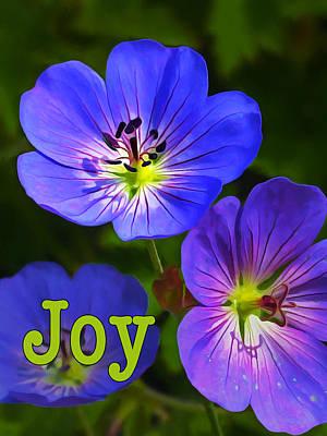 Happy Face - Joy Print by Bill Caldwell -        ABeautifulSky Photography