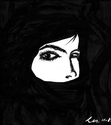 Harem Print by Len YewHeng