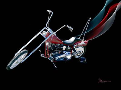 Ericamaxine Photograph - Harley by EricaMaxine  Price