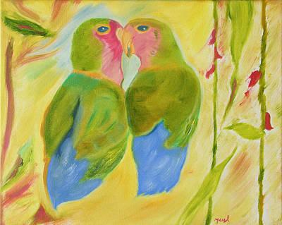 Harmony Original by Meryl Goudey