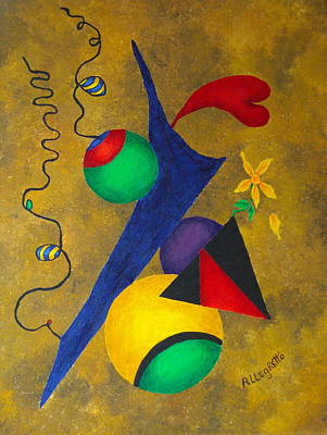 Harmony Original by Pamela Allegretto