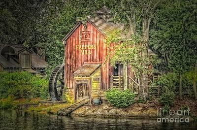 Harpers Mill Original by Arnie Goldstein