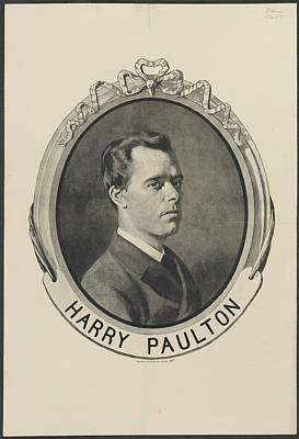 Actor Photograph - Harry Paulton by British Library