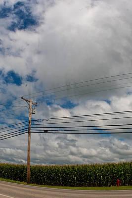 Harsh Clouds Original by Shane Immelt