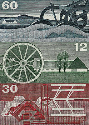 Harvest Print by Andy Prendy