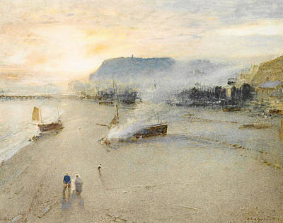 Hastings  Print by Celestial Images