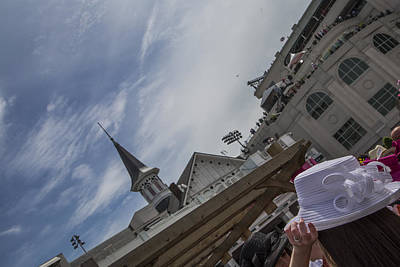 Hat And Twin Spire  Print by John McGraw