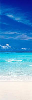 Hateno Beach Okinawa Kume Isl Japan Print by Panoramic Images