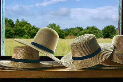Hats Print by Nikolyn McDonald
