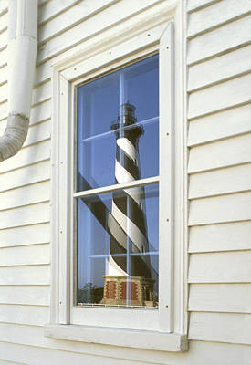 Cape Hatteras Lighthouse 2 Print by Mike McGlothlen