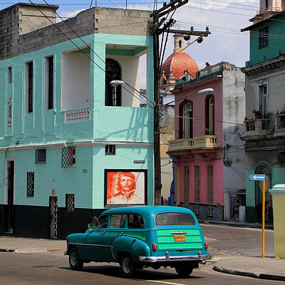Havana 36 Print by Andrew Fare