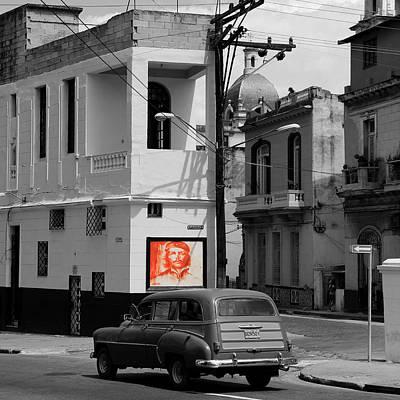 Havana 36b Print by Andrew Fare