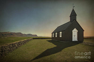 Nordic Photograph - Have A Little Faith by Evelina Kremsdorf