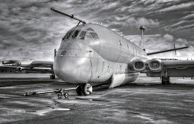 Raf Photograph - Hawker Siddeley Nimrod by Jason Green