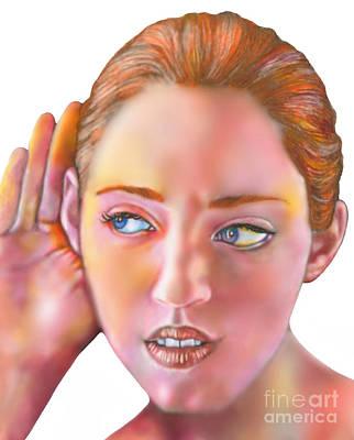 Hearing Print by Gwen Shockey
