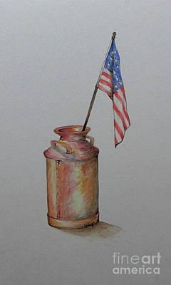 Heartland America Print by Catherine Howley