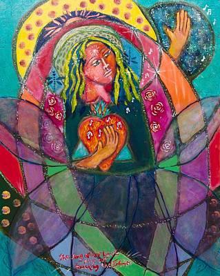 Heartsong Print by Havi Mandell